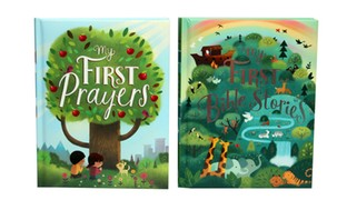 My First Bible Stories and My First Prayers (2-Piece)