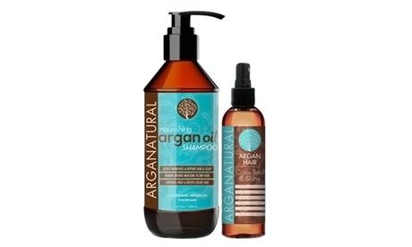 Arganatural Argan-Oil Shampoo and Color Seal & Shine 1231fd00-6012-11e6-a83d-00259069d868