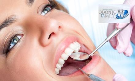Limpieza bucal a elegir en Odontofamily Getxo (hasta 71% de descuento)