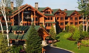 4.5-Star Luxury Lodge in Adirondack Mountains