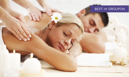 One or Three 60-Minute Massages or 60-Minute Couples Massage with Aromatherapy at Hammam Luna (Up to 59% Off)