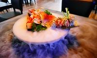 Sushi-Lunch oder-Dinner All-you-can-eat am Mittag oder Abend für 2 oder 4 Personen bei Otomo Sushi (bis zu 37% sparen*)