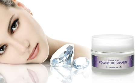 Hasta 3 cremas con polvo de diamante puro con vitamina e y syn-ake de Efory Cosmetics