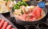 Japanese Wagyu Hot Pot with Wine
