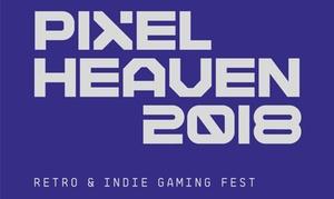Pixel Heaven 2018: Od 20,99 zł: karta wstępudla 1-2 osób na konwent dla graczy i fanów retro Pixel Heaven 2018