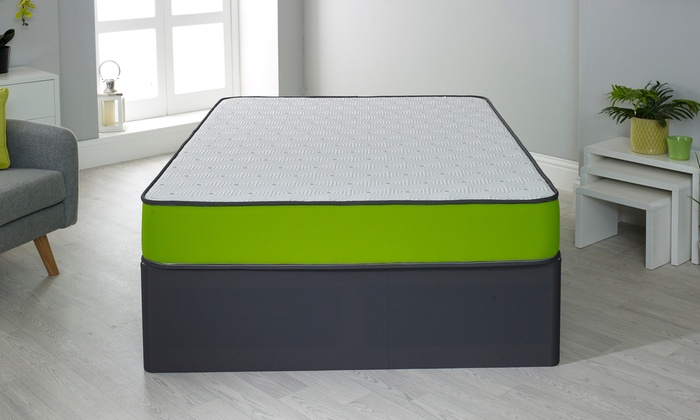 Lime Supportive Premium Mattress