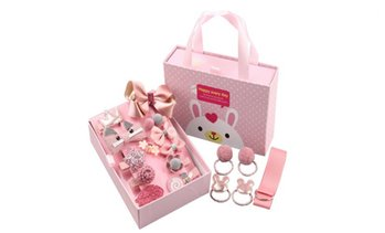 18-Piece Hair Accessories Set