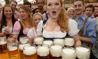 Coventry Oktoberfest Standard Package for Two or Four (Up to 60% Off)