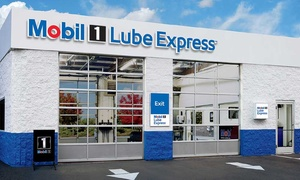 Up to 50% Off Oil Change Packages at Mobil 1 Lube Express, plus 6.0% Cash Back from Ebates.