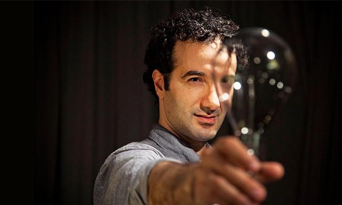 """Jad Abumrad of Radiolab - Carolina Theatre: Jad Abumrad of """"Radiolab"""" at Carolina Theatre on Sunday, November 2 (Up to 70% Off)"""