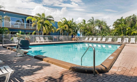 Stay at Rodeway Inn & Suites Fort Lauderdale Airport & Cruise Port Hotel in Florida