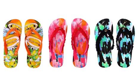 Infradito da donna Just Cavalli disponibili in varie misure e 4 colori