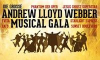 """2 Tickets für """"Die große Andrew Lloyd Webber Musical Gala"""" am 29.3. in der Mitsubishi Halle Düsseldorf (bis 40% sparen)"""