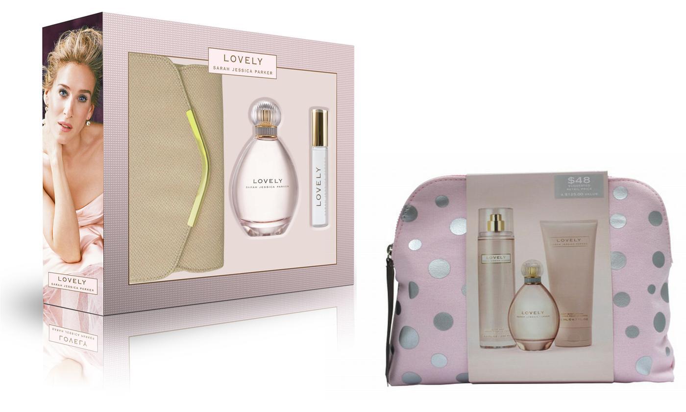 SJP Lovely Women's Eau de Parfum 100ml Set