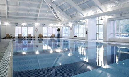Warwickshire: Classic Room with Breakfast, Spa and Optional Dinner at 4* Mercure Coventry Brandon Hall Hotel & Spa