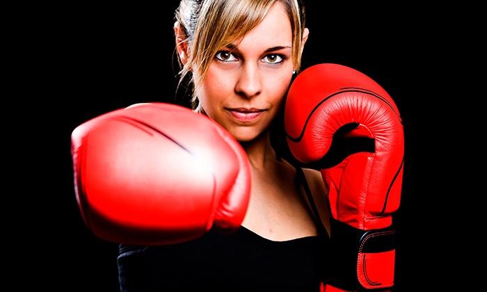 Kickboxing Bocaraton - Boca Greens Plaza: Five or Ten Kickboxing Classes at Kickboxing Bocaraton (Up to 86% Off)