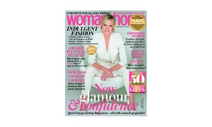 Woman & Home Magazine: One-Year Woman & Home Magazine Subscription (40% Off)