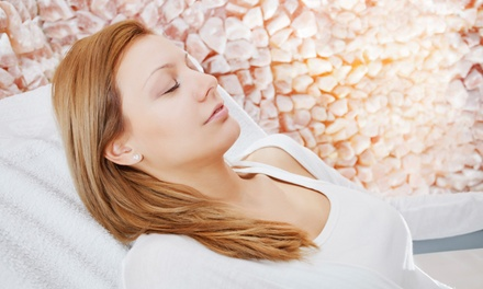 Two or Ten Salt-Room-Therapy Sessions for Adults at Salt Room Millenia (Up to 72% Off)
