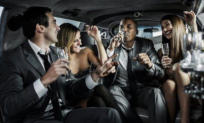 image for 3- or 5-Hour Limo Rental for Up to Nine People from CYC Transport (Up to 40% Off)