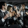 40% Off Limo Rental for Up to Nine People from CYC Transport