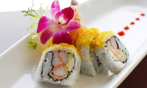 Inyo Restaurant: One or Three Groupons, Each Good for $20 Worth of Pan-Asian Food for Lunch at Inyo Restaurant