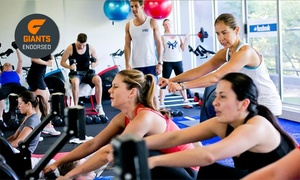 F45 Training Runaway Bay: Four Weeks of F45 Training for One ($19) or Two People ($35) at F45 Training - Glenmore Park (Up to $528 Value)