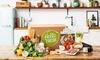 Box 1 semaine avec 3 repas pour 2, 3 ou 4 personnes dès 11,50 € sur le site HelloFresh