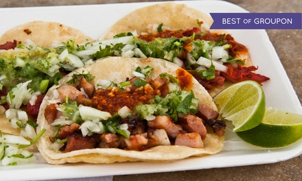 Modern Latin Fusion Cuisine for Dine-In or Takeout at Flaco's Cocina (Up to 47% Off)