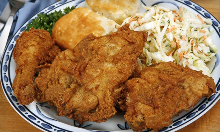 Chicken-N-More - Riverside: $5 for $10 Worth of Southern Food at Chicken-N-More