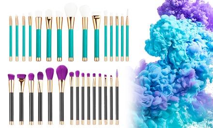 Set di 15 pennelli per make-up