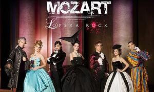 "Mozart l'Opera Rock – Le Concert: Od 99 zł: bilet na widowisko ""Mozart l'Opera Rock – Le Concert"" na Torwarze"