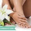 Manicure e pedicure con smalto