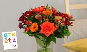Greetz: Greetz-waardebon om een geliefde te verrassen met bloemen of een plant