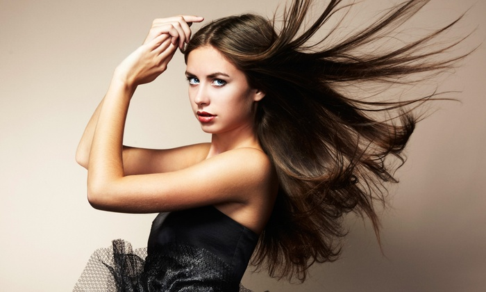 HairToBreakHearts - College Park: One or Three Blowouts at HairToBreakHearts (Up to 62% Off)