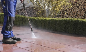 Pressure It: High Pressure Cleaning Services from R600 with Pressure-it (Up to 60% Off)