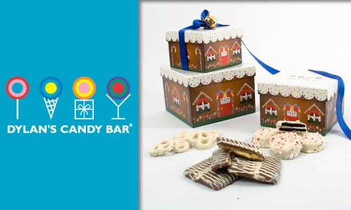 Dylan's Candy Bar - Upper East Side: $25 for a Gingerbread Holiday Stacker from Dylan's Candy Bar ($40 Value)