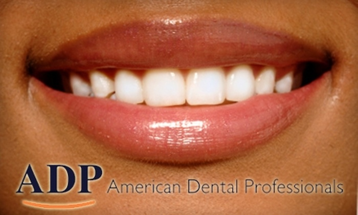 American Dental Professionals - Wauwatosa: $49 for an Exam, Cleaning, X-Rays, and Laser Decay Detection at American Dental Professionals ($321 Value)