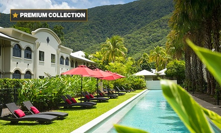 Palm Cove, Queensland: 3 or 5 Nights for Two or Four with Wine and Late CheckOut at Mango Lagoon Resort & Wellness Spa