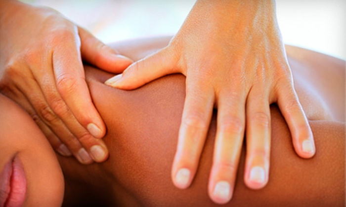 Positive Energy - North Charleston: Swedish Massage or Massage with Hot-Stone Therapy for One or Two at Positive Energy in North Charleston (Up to Half Off)