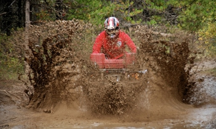 Action Adventures: $177 for a Full-Day ATV Rental from Action Adventures in Issaquah ($350 Value)