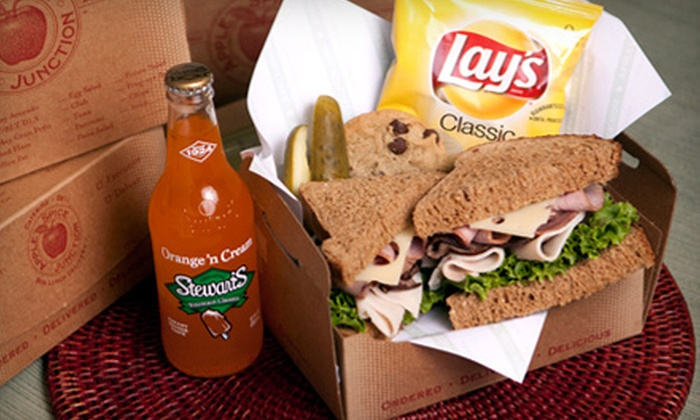 Apple Spice Junction - Cliff Cannon: $7 for $14 worth of Deli Fare at Apple Spice Junction