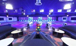 Cosmo Bowling: 2 oder 3 Stunden Bowling für bis zu 8 Personen bei Cosmo Bowling (bis zu 84% sparen*)