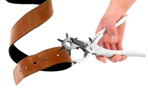 Accessoire poinçon de ceinture, sangles et autres de la marque Silvano