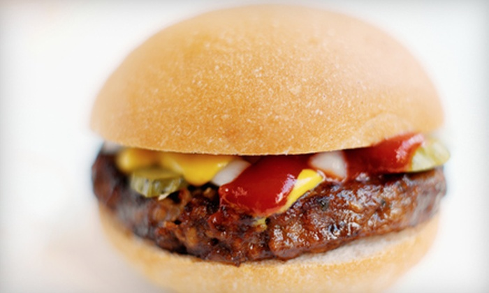 Fatso's Sports Garden - Inspiration Hills: Burger Slider Meal for Two or Pub Fare at Fatso's Sports Garden