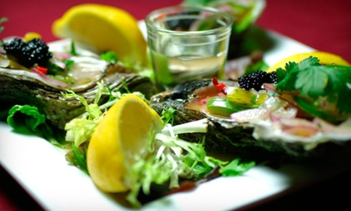 Ceviche Tapas Bar & Restaurant - Central Business District: $15 for $30 Worth of Northern Spanish Fare for Brunch or Lunch at Ceviche Tapas Bar & Restaurant