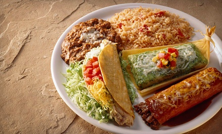 $20 Groupon for Cajun-Infused Mexican Fare - Carlos Cajun Mexican Restaurant in Baton Rouge