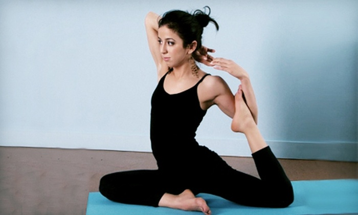 P.S. Yoga - Chicago: 10 or 20 Classes at P.S. Yoga (Up to 82% Off)