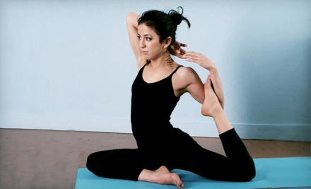 10 Yoga Classes (a $95 value) - P.S. Yoga in Chicago
