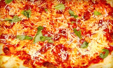 $17 Groupon to Ah Beetz New York Pizza - Ah Beetz New York Pizza in Abbotsford