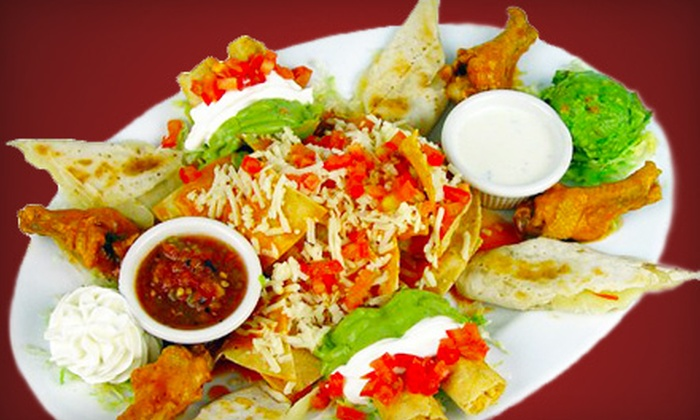 Los Tres Hermanos - Multiple Locations: Authentic Mexican Fare or Meal and Drinks for Two or Four at Los Tres Hermanos